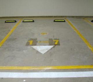 重庆停车场施工,停车位制作,车库设计