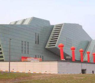 江北大剧院重庆嘉融时尚发布中心地下车库施工